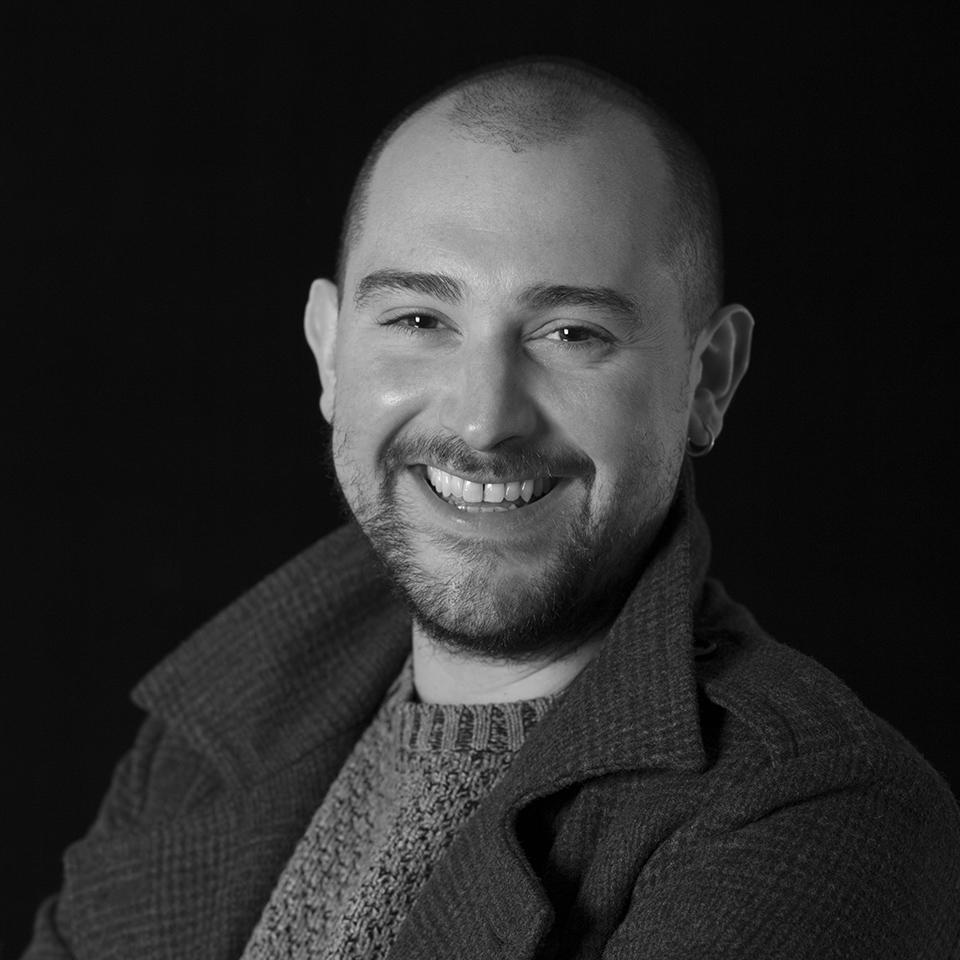 Stefano Erisini <BR> GRAPHIC DESIGNER