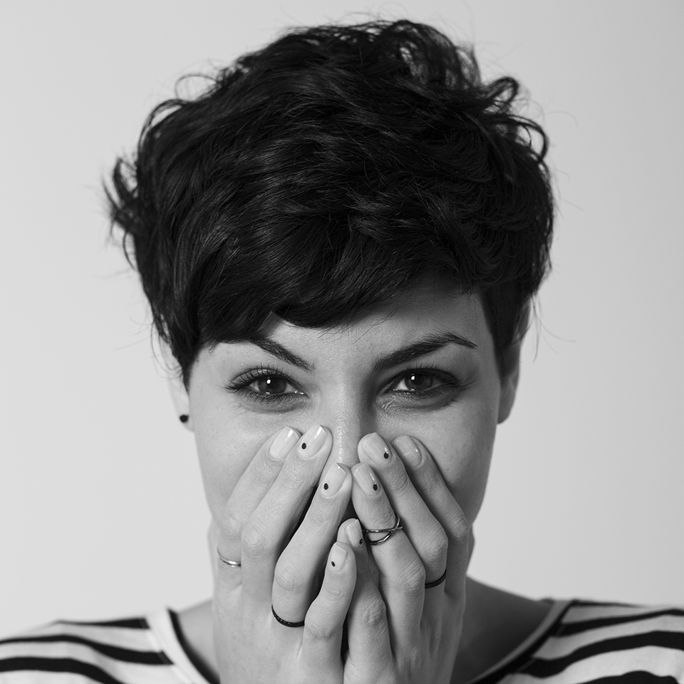 Berenice Di Matto <BR> Social Media Manager