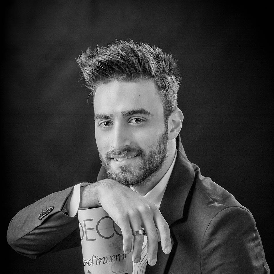 Gianluca Lattuchelli <BR> INTERIOR DESIGNER